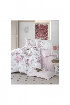طقم غطاء سرير مزدوج مورد