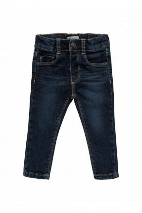 بنطال جينز بيبي ولادي بجيب