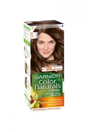 صبغة شعر بني فاتح Garnier Color Naturals 5/0