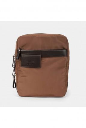 حقيبة يد رجالية بحيوب جانبية