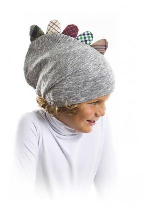 قبعة اطفال ولادي بموديل ديناصور