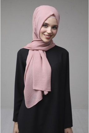 حجاب بقماش مجعد