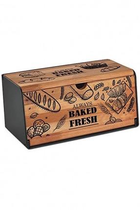 صندوق خشب للخبز