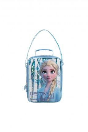 حقيبة يد اطفال بناتي بطبعة فروزين