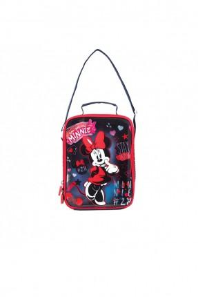 حقيبة اطفال بناتي بطبعة ميكي ماوس