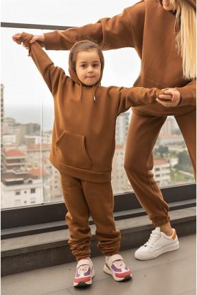 بيجاما رياضة اطفال بناتي بكبيشون