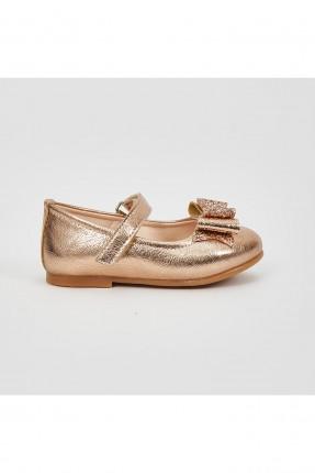 حذاء بيبي بناتي بشريط لاصق