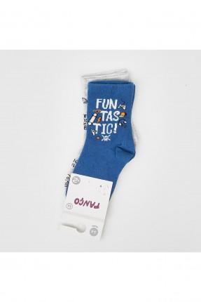 جوارب اطفال ولادي عدد 2