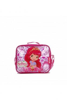حقيبة كتف اطفال بناتي بطبعة