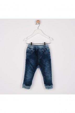 بنطال جينز بيبي ولادي سادة