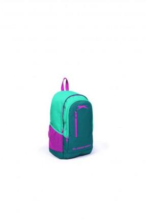 حقيبة ظهر نسائي ملونة