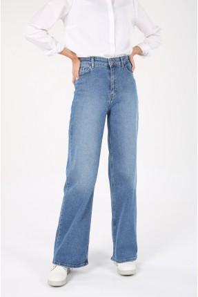 بنطال جينز نسائي فاتح