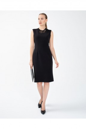 فستان سبور بدون اكمام