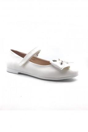 حذاء اطفال بناتي مزين ببيون