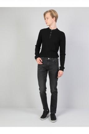 بنطال جينز رجالي غامق