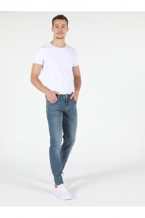بنطال جينز رجالي كلاسيكي