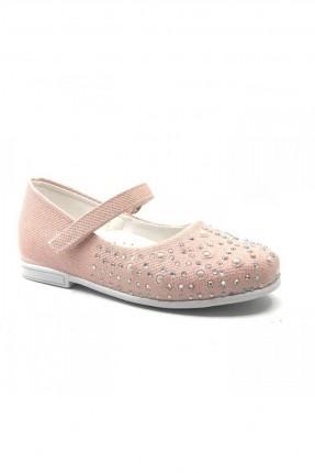 حذاء اطفال بناتي مزينة باحجار