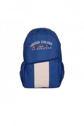 حقيبة ظهر نسائية بطبعة شعار الماركة