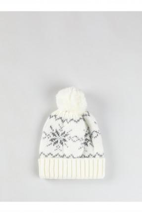 قبعة نسائية منقش