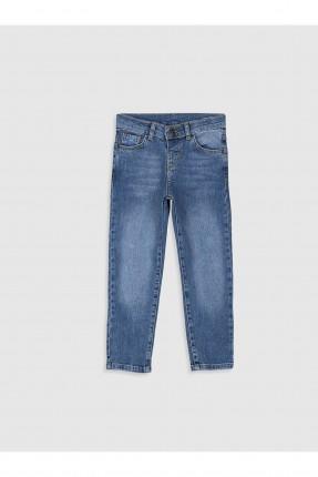 بنطال جينز اطفال ولادي بجيوب