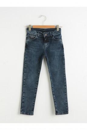 بنطال جينز اطفال ولادي ضيق