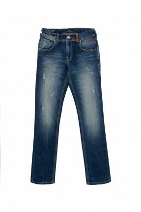 بنطال اطفال ولادي جينز ممزق