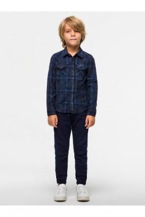 قميص اطفال ولادي كارو جينز