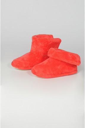 حذاء نسائي منزلي - احمر