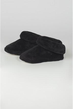 حذاء نسائي منزلي - اسود