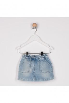 تنورة جينز بيبي بناتي