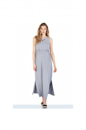 فستان حمل بلا اكمام