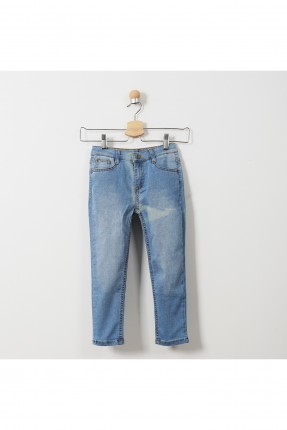 بنطال جينز اطفال ولادي بجيوب من الخلف