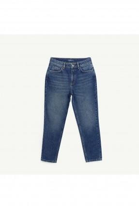بنطال نسائي جينز بقصة مستقيمة