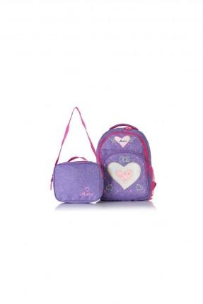 حقيبة ظهر اطفال بناتي مدرسية