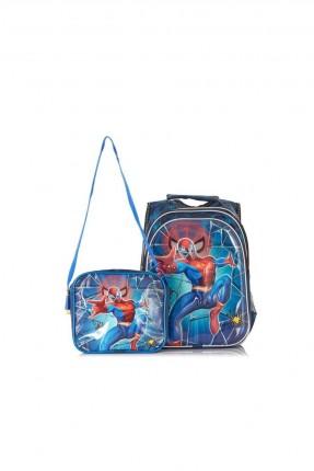 حقيبة ظهر اطفال ولادي مدرسية