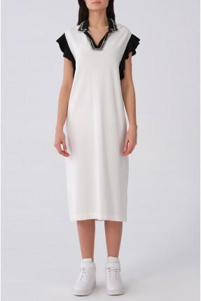 فستان سبور تريكو