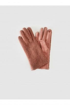 قفازات نسائية جلد