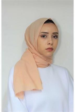 حجاب نسائي بخيوط من الاسفل