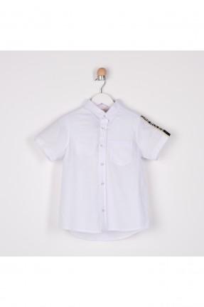 قميص اطفال ولادي مزين بكتابة