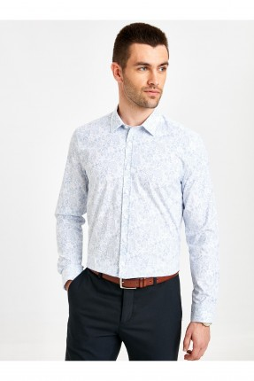 قميص رجالي مزخرف