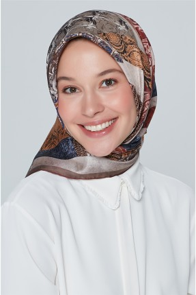 حجاب متعدد الالوان