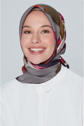 حجاب بالوان
