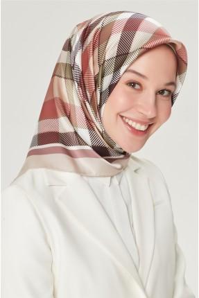 حجاب ملون