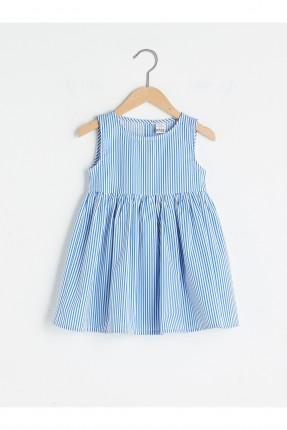 فستان بيبي بناتي بازرار امامية