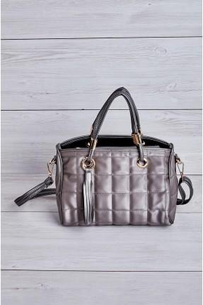 حقيبة يد نسائية بشراشيب
