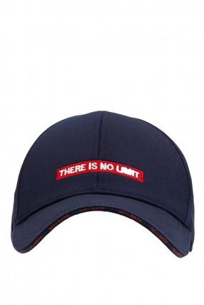 قبعة رجالية بكتابة