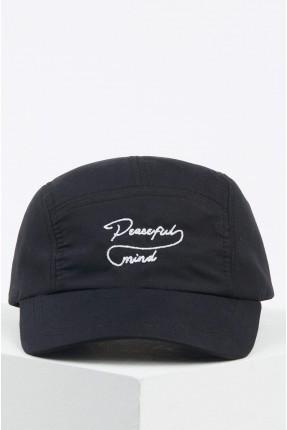 قبعة نسائية - اسود