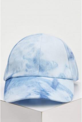قبعة نسائية بلونين
