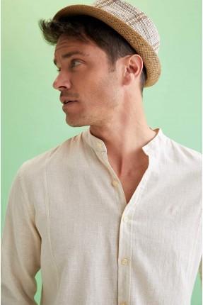 قبعة رجالية حصير كاروهات