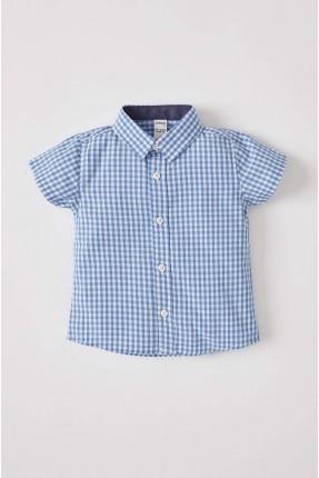 قميص بيبي ولادي كاروه